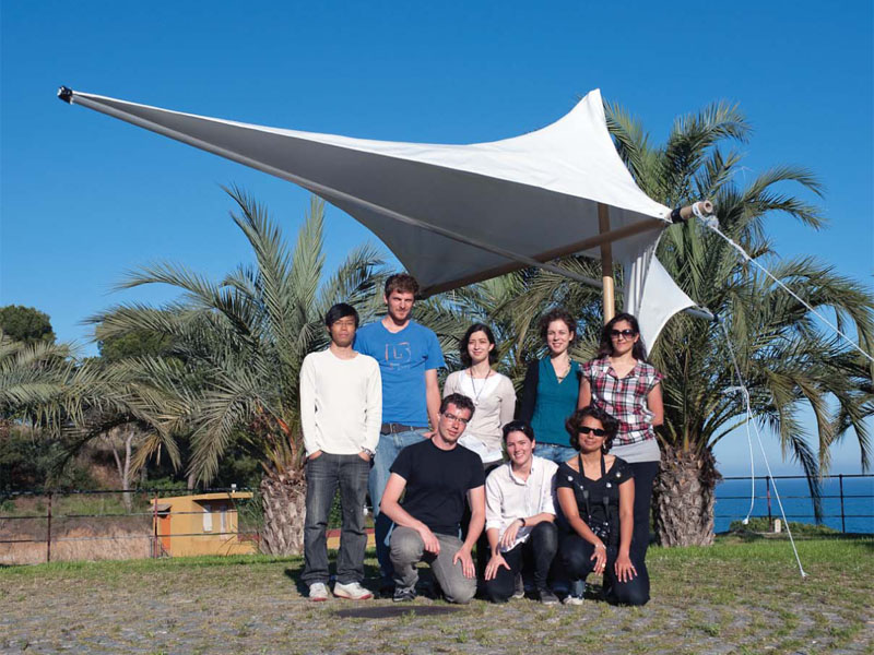 Tents and Digital Fabrication