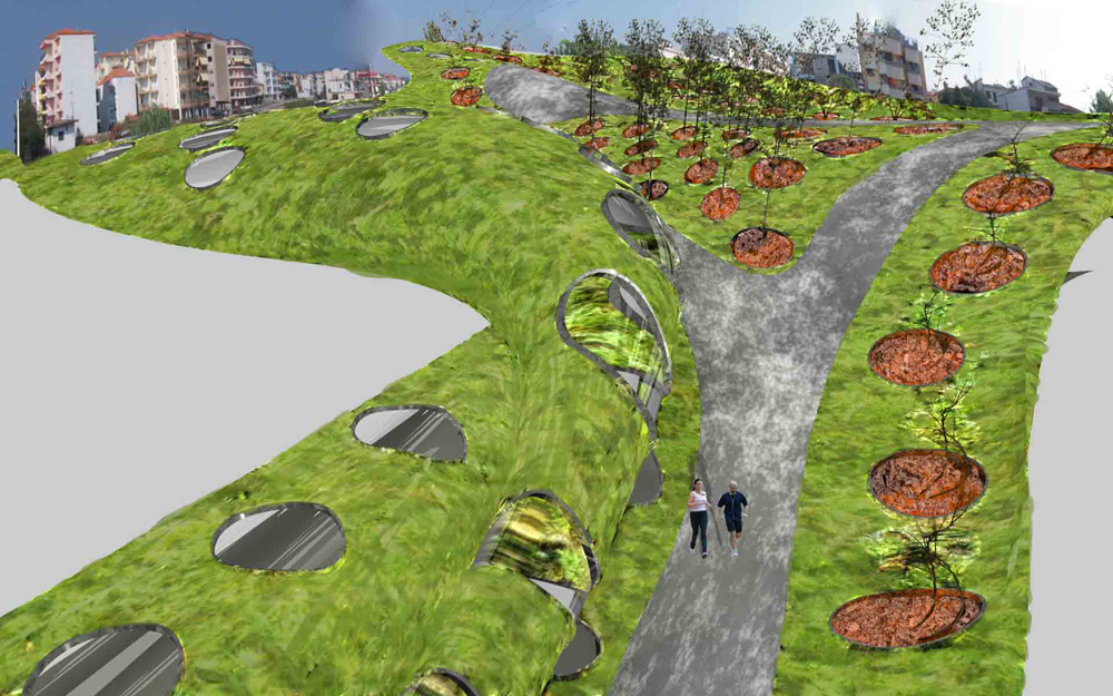 Larisa Urban Design Competition